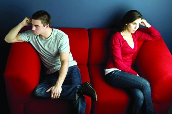 Quarreling Lovers