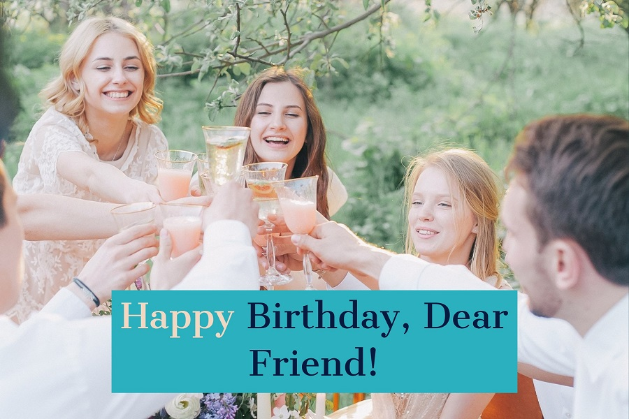 Happy Birthday Prayers for a Friend You Cherish
