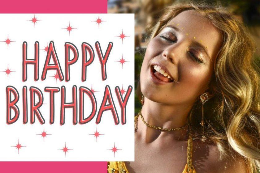 Birthday Wishes for Ex-girlfriend