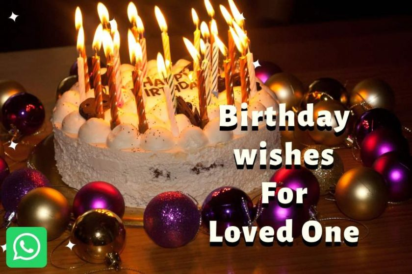 Happy Birthday Wishes Whatsapp Video for Loved Ones