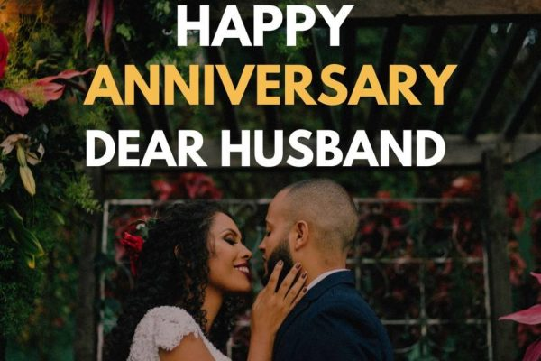 Happy Anniversary for Husband