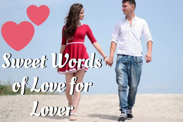 Sweet Words of Love for Lover