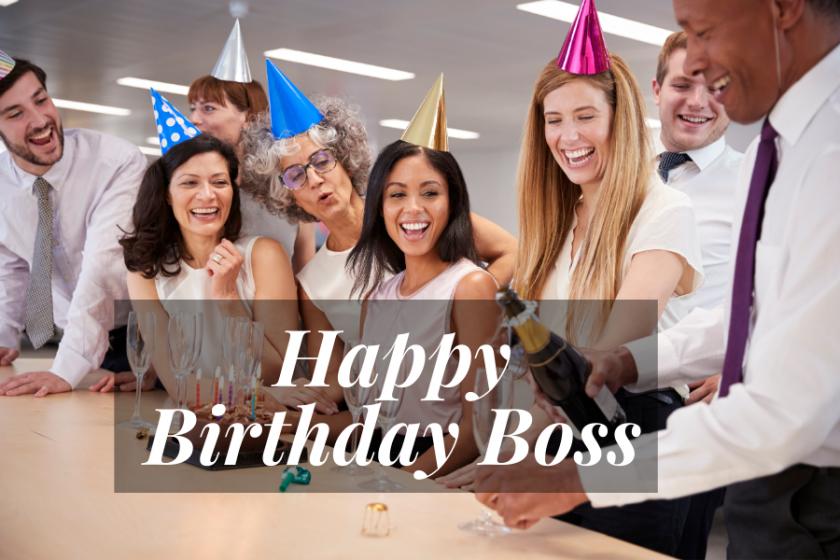 Birthday Prayers for Boss