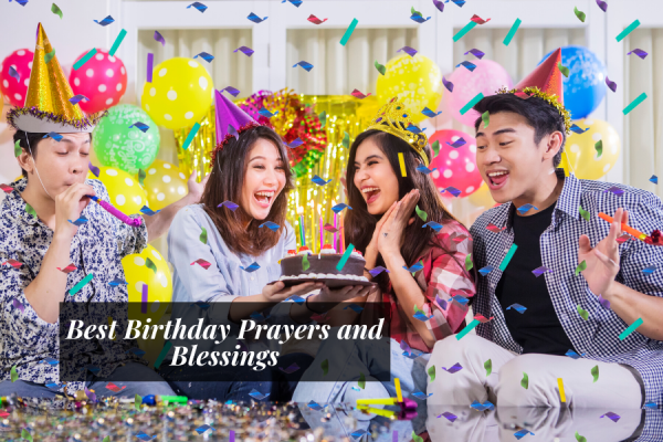 Best Birthday Prayers and Blessings